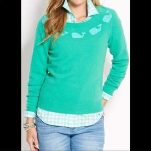 Vineyard Vines Whale sweater